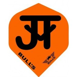 Bull's POWERFLITE L Std. JvT Tergouw Orange Black