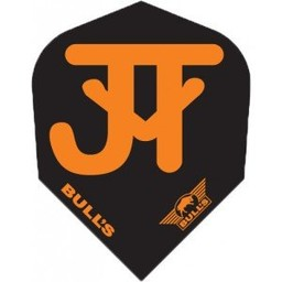 Bull's POWERFLITE L Std.6 JvT Tergouw Black Orange