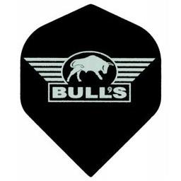"""Bull's POWERFLITE L """"Black"""" Silver Bull's logo"""