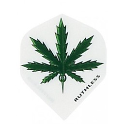 Ruthless Ruthless  STD weed wit - groen