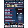 Dartshop Kattestaart 9 + 10 feb 2018!!! Deltarent Open Darts 2018