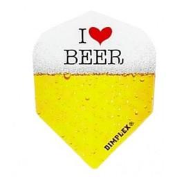 Dartshop Kattestaart Dimplex ILove Beer