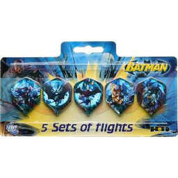 Dartshop Kattestaart Batman 5 Pack Flights