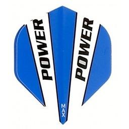 Dartshop Kattestaart Powermax panelen std blauw / wit