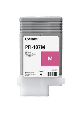 Canon Inkt Magenta 130 ml PFI-107M