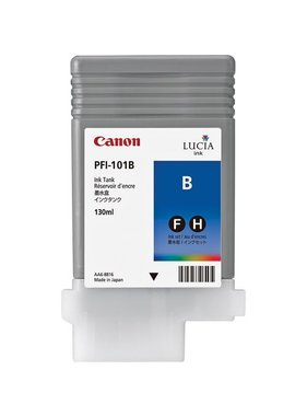 Canon Pigment Ink 130ml Blue PFI-101B
