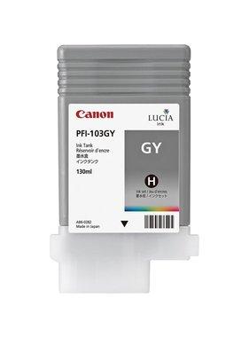 Canon Pigment Ink 130ml Grey PFI-103GY