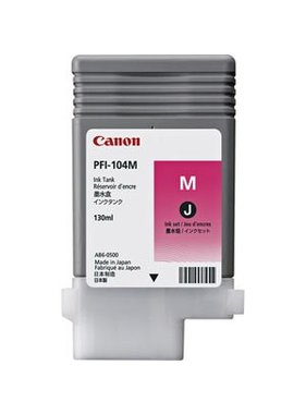 Canon Dye Ink tank Magenta 130 ml PFI-104M