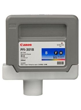 Canon Pigment Ink 330ml Blue PFI-301B