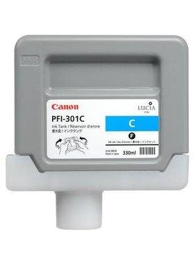 Canon Pigment Ink 330ml Cyan PFI-301C