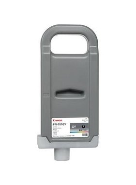 Canon Pigment Ink 700ml Grey PFI-701GY