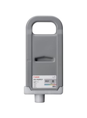 Canon Pigment Ink 700ml Photo Grey PFI-702PGY