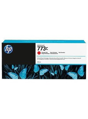 HP 773C inktcartridge Chromatic red 775ml