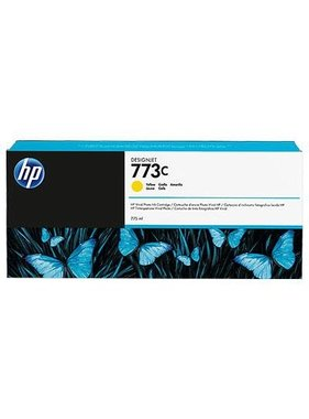 HP 773C inktcartridge yellow 775ml