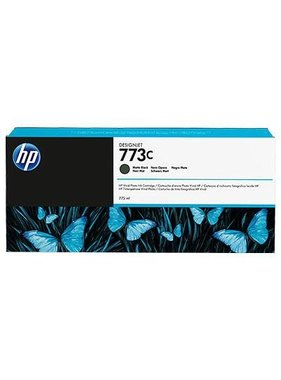 HP 773C inktcartridge mat zwart 775ml