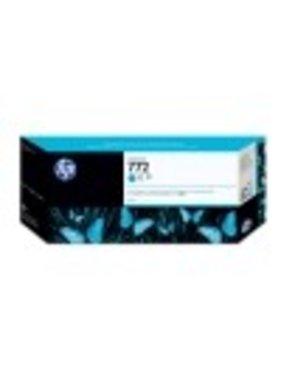 HP 772 cyaan inktcartridge 300 ml