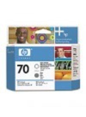 HP 70 glansafwerking en grijze printkop