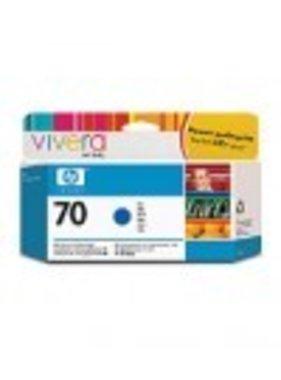 HP 70 blauwe inktcartridge 130 ml