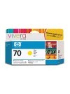 HP 70 gele inktcartridge 130 ml