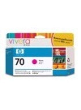HP 70 magenta inktcartridge 130 ml