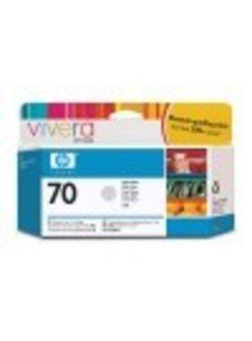 HP 70 lichtgrijze inktcartridge 130 ml