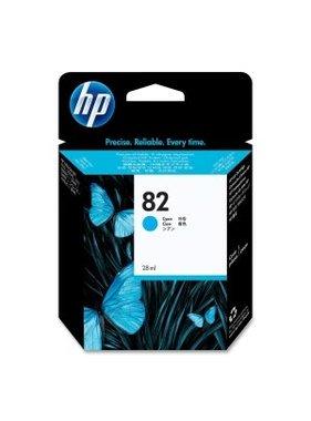 HP 82 cyaan inktcartridge 28 ml