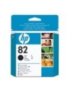 HP 82 zwarte inktcartridge 69 ml