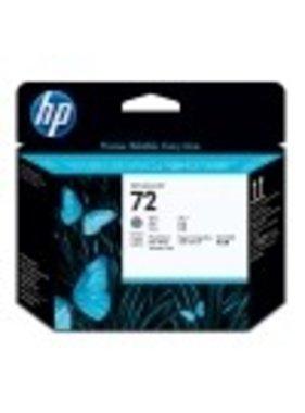 HP 72 grijze en fotozwarte printkop