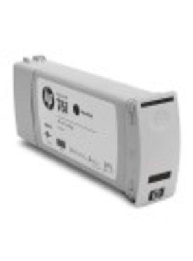 HP 761 matzwarte Designjet inktcartridge 775 ml