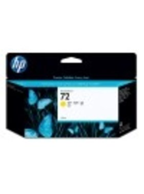 HP 72 gele inktcartridge 130 ml