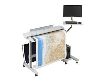 Archief scanning, verhuur A0 scanners