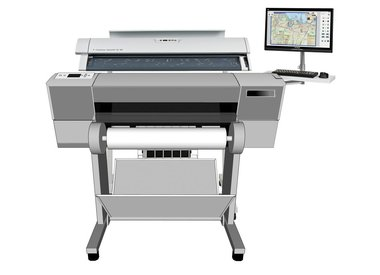 Colortrac scanner