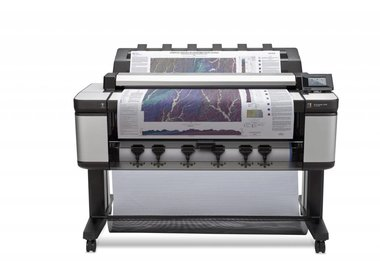 HP Grootformaat multifunctionele ePrinter