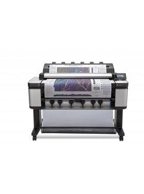HP Designjet T3500 36-inch Production eMFP plotter met scanner