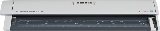 Colortrac SmartLF SC 42 Xpress zwart/wit A0+ scanner