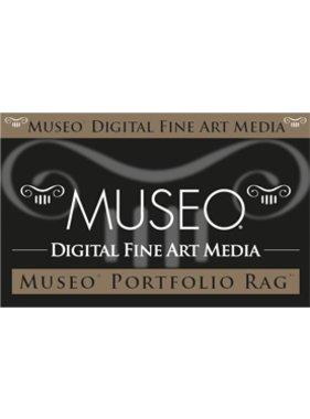 Canon MU100 MUSEO Portf. Rag D sheets 25x300g/m