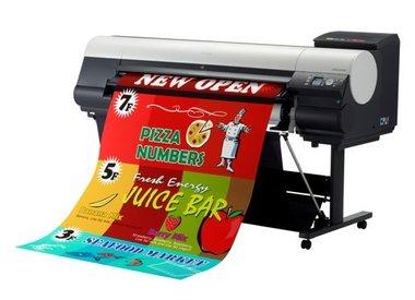 In-House printers grootformaat