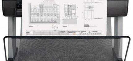 Introductie nieuwe HP Designjet printers en MFP's