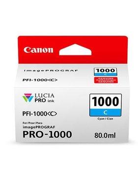 Canon PFI-1000C Cyaan 80ml
