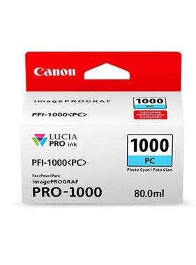 Canon PFI-1000PC Fotocyaan 80ml