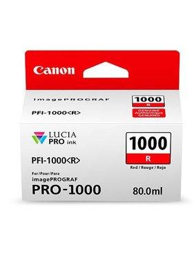 Canon PFI-1000R Rood 80ml