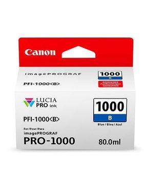 Canon PFI-1000B Blauw 80ml
