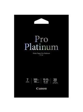 Canon Photo Pap Pro Platinum, 100 mmx150 mm, 300