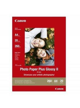 Canon Photo Pap Plus II PP-201, A4 - 210 mmx297