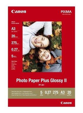 Canon Photo Pap Plus II PP-201, A3 - 297 mmx420