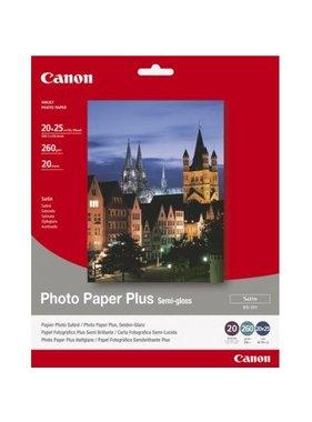 Canon Photo Pap Plus SG-201, 203 mmx254 mm, 260g