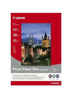 Canon Photo Pap Plus SG-201, A3+ - 329 mmx423 mm