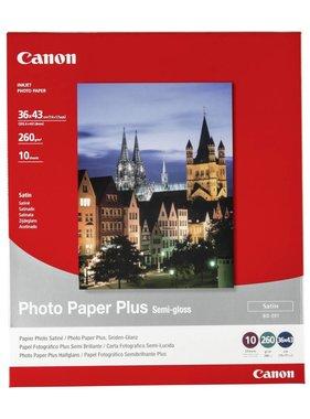 Canon Photo Pap Plus SG-201, 432 mmx356 mm, 260g