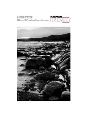 Harman by Hahnemuhle Gloss Baryta 320g rol 1118mmx15m