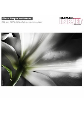 Harman by Hahnemuhle Gloss Baryta WT 320g vel A3+x30